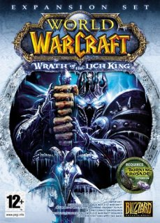 Диск World of Warcraft: Wrath of the Lich King [PC]