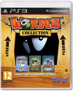 Диск Worms Collection [PS3]