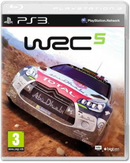 Диск WRC 5: FIA World Rally Championship (Б/У) [PS3]