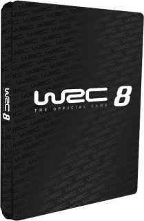 Диск WRC 8 - Collector Edition [PS4]
