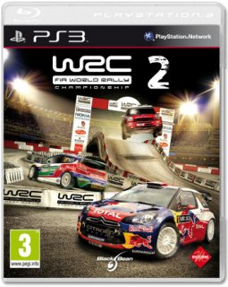 Диск WRC: FIA World Rally Championship 2 [PS3]