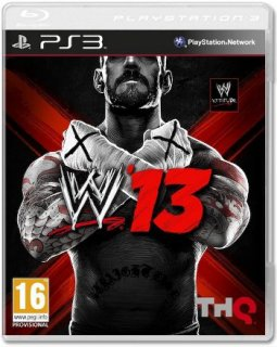 Диск WWE 13 [PS3]