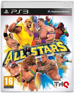 Диск WWE All Stars [PS3]