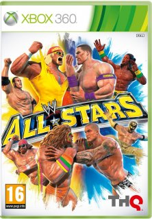 Диск WWE All Stars. Million Dollar Pack [X360]