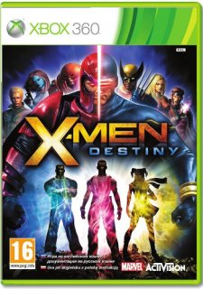 Диск X-Men: Destiny [X360]