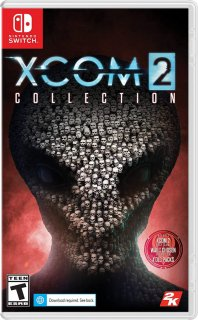 Диск XCOM 2 Collection (US) [NSwitch]