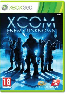 Диск XCOM: Enemy Unknown [X360]