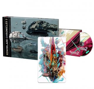 Диск Xenoblade Chronicles 2 - Special Edition [NSwitch]