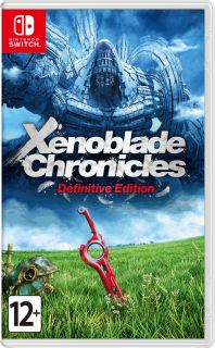 Диск Xenoblade Chronicles: Definitive Edition [NSwitch]