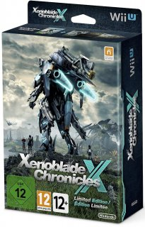 Диск Xenoblade Chronicles X - Limited Edition [Wii U]