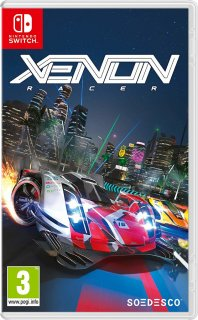 Диск Xenon Racer [NSwitch]