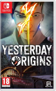 Диск Yesterday Origins [NSwitch]