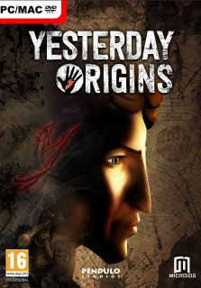 Диск Yesterday Origins [PC,DVD]