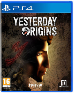 Диск Yesterday Origins [PS4]