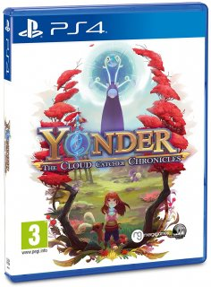 Диск Yonder: The Cloud Catcher Chronicles [PS4]