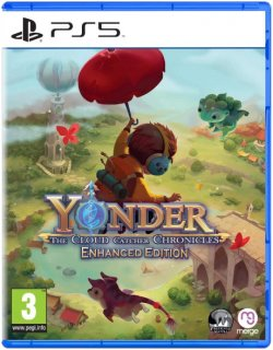 Диск Yonder: The Cloud Catcher Chronicles Enhanced Edition [PS5]