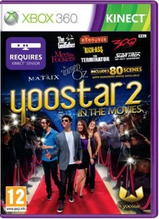 Диск Yoostar 2: In the Movies [X360, MS Kinect]