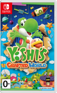 Диск Yoshi's Crafted World [Nswitch]