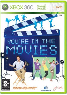 Диск You're in the Movies (без камеры) (Б/У) [X360]