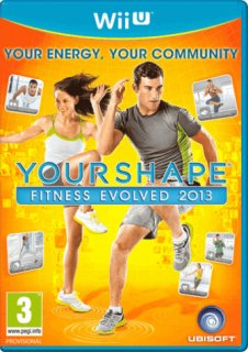 Диск Your Shape: Fitness Evolved 2013 [Wii U]