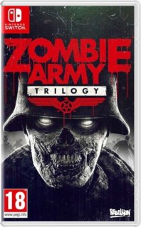 Диск Zombie Army Trilogy [NSwitch]