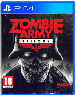 Диск Zombie Army Trilogy [PS4]