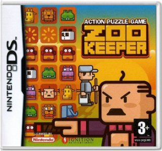 Диск Zoo Keeper [DS]