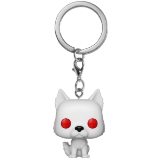 Диск Брелок Funko Pocket POP! Keychain: Game of Thrones: Ghost