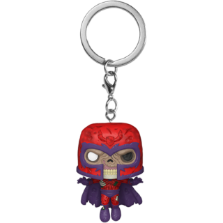 Диск Брелок Funko Pocket POP! Keychain: Marvel Zombies: Magneto