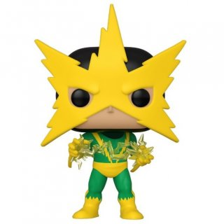Диск Фигурка Funko POP! Bobble: Marvel: 80th First Appearance Electro