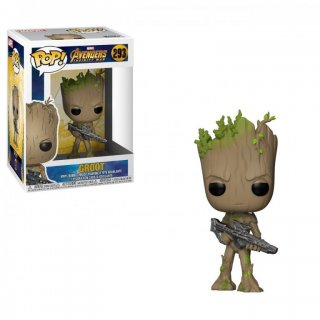 Диск Фигурка Funko POP! Bobble: Marvel: Avengers Infinity War: Groot #293