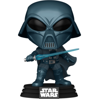 Диск Фигурка Funko POP! Bobble: Star Wars: Concept Series: Darth Vader #426