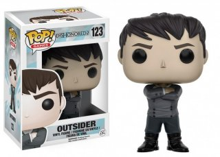 Диск Фигурка Funko POP Games Dishonored 2: Outsider #123