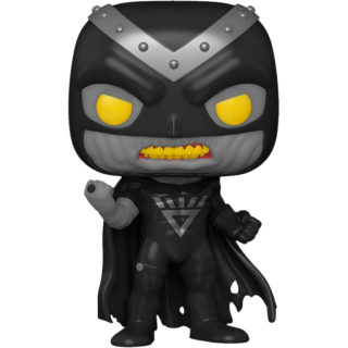 Диск Фигурка Funko POP! Heroes: DC: Black Hand #384