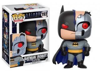 Диск Фигурка Funko POP! Vinyl: DC: Batman Animated: BTAS Robot Batman #193