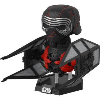 Диск Фигурка Funko POP! Vinyl: Deluxe: Star Wars Ep 9: Supreme Leader Kylo Ren in the Whisper #321