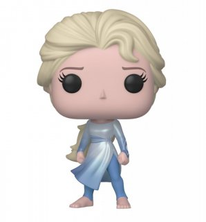 Диск Фигурка Funko POP! Vinyl: Disney: Frozen 2: Elsa (Dark Sea)