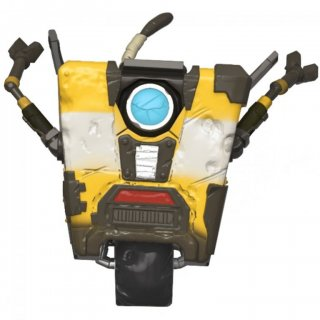 Диск Фигурка Funko POP! Vinyl: Games: Borderlands 3: Claptrap