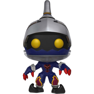 Диск Фигурка Funko POP! Vinyl: Games: Disney: Kingdom Hearts 3: Soldier Heartless №407