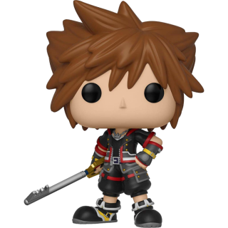 Диск Фигурка Funko POP! Vinyl: Games: Disney: Kingdom Hearts 3: Sora #406