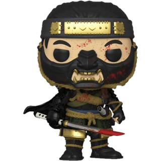 Диск Фигурка Funko POP! Vinyl: Games: Ghost Of Tsushima: Jin Sakai (BD) (Exc) #621