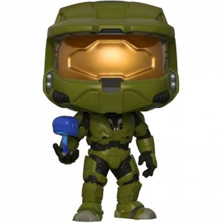 Диск Фигурка Funko POP! Vinyl: Halo S1: Master Chief with Cortana