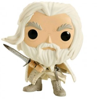 Диск Фигурка Funko POP! Vinyl: LOTR: Gandalf the White with Sword