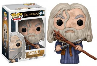 Диск Фигурка Funko POP! Vinyl: LOTR/Hobbit: Gandalf #443