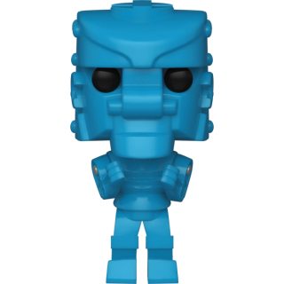 Диск Фигурка Funko POP! Vinyl: Rock'Em Sock'Em Robots: Blue Bomber #14