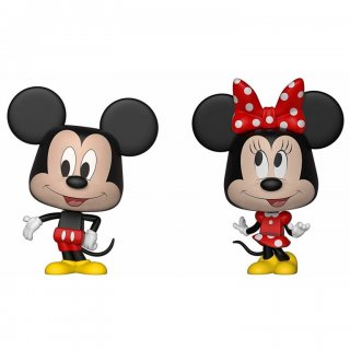Диск Фигурка Funko VYNL: Disney: 2PK Mickey & Minnie