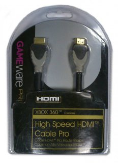 Диск Кабель HDMI 1.3 Cable Pro GameWare (2 метра) в блистере