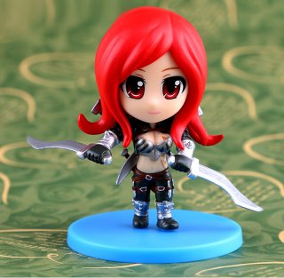 Диск Фигурка League of Legends Katarina