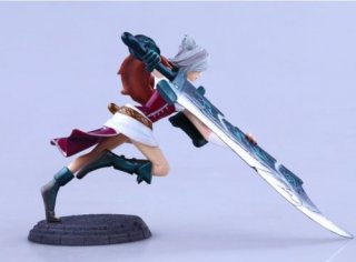 Диск Фигурка League of Legends Ruiwen 15CM