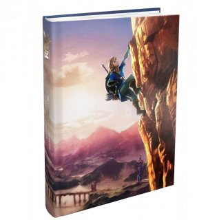 Диск Legend of Zelda: Breath of the Wild. The Complete Official Guide